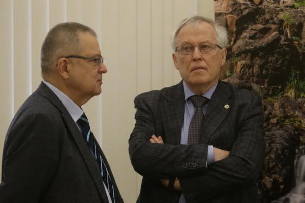 Валерий Крюков: «Норникель» нацелен на создание инновационно-ориентированной среды»
