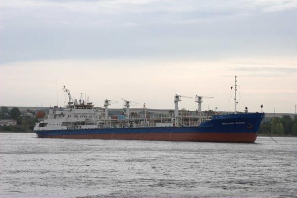 Енисейское речное пароходство завершает навигационный сезон
