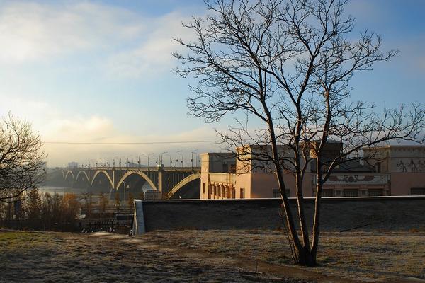 Еще 2 млрд руб. добавят на благоустройство Красноярска к Универсиаде-2019