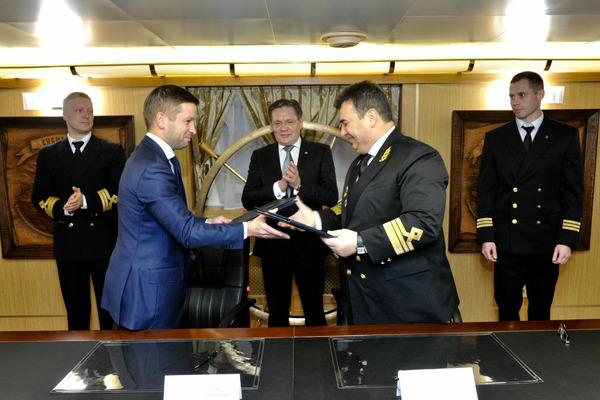 «Норникель» и «Атомфлот» договорились о стратегическом партнерстве