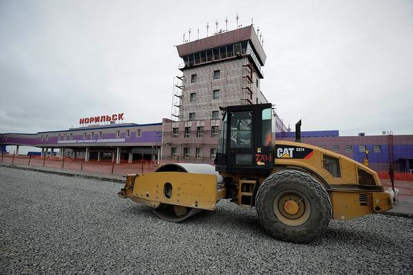 В аэропорту Норильска скоро будет новый аэродромный комплекс