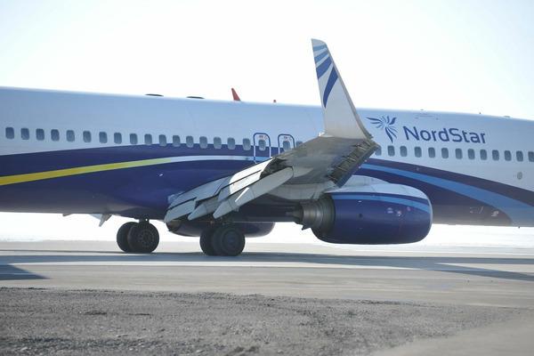 Рейсы в Норильск из Москвы, Новосибирска, Хатанги и Диксона задерживаются до завтра