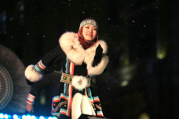 В Дудинке пройдет Арктический фестиваль национальных культур и шествие Дедов Морозов