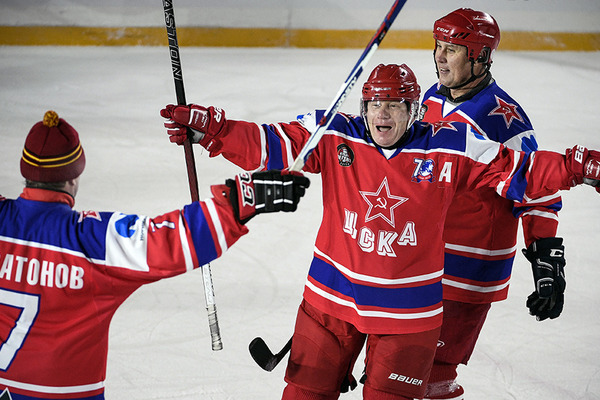 Финал Кубка Легенд-2017 прошел в Московской области