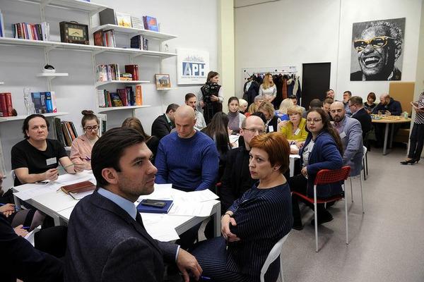 Активные норильчане обсуждают стратегию развития города