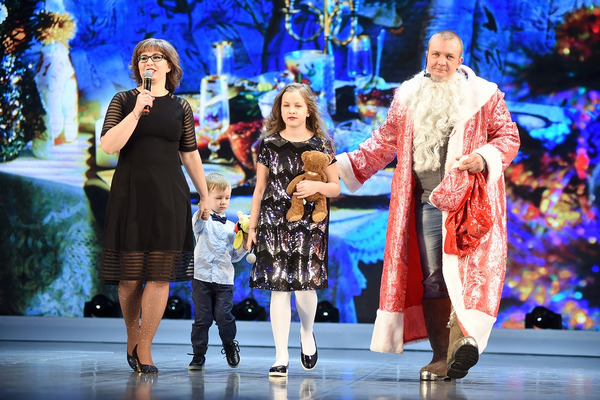 В корпоративном фестивале «Дед Мороз – 2019» победила семья работников «Норильскникельремонта»