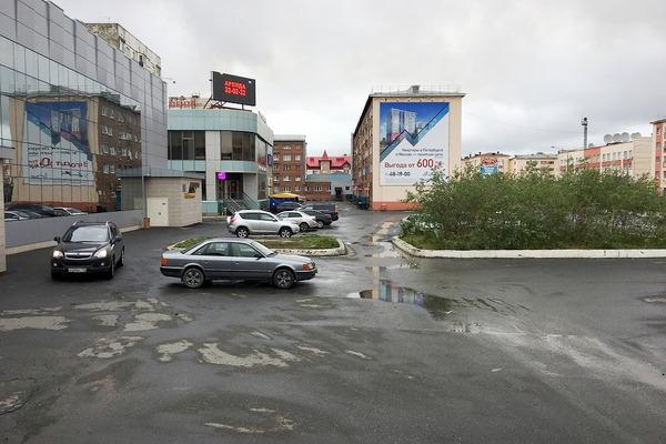 Еще одна уличная зона отдыха появится в Норильске