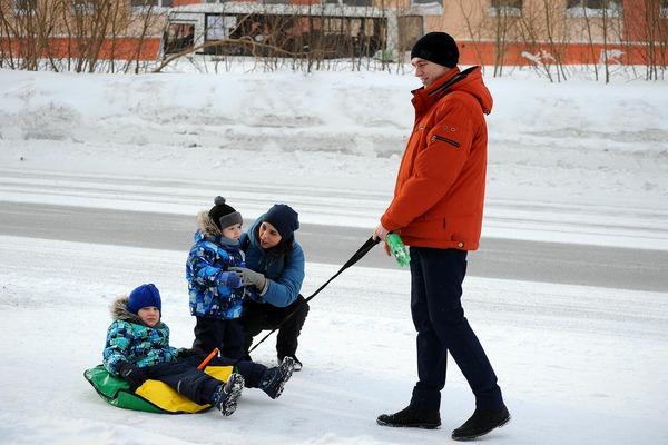 Норильские семьи могут принять участие в региональном этапе Всероссийского конкурса «Семья года»