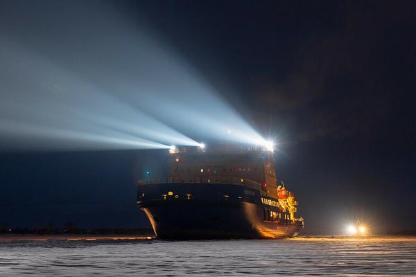 В Арктику проведут высокоскоростной интернет за 65 миллиардов рублей