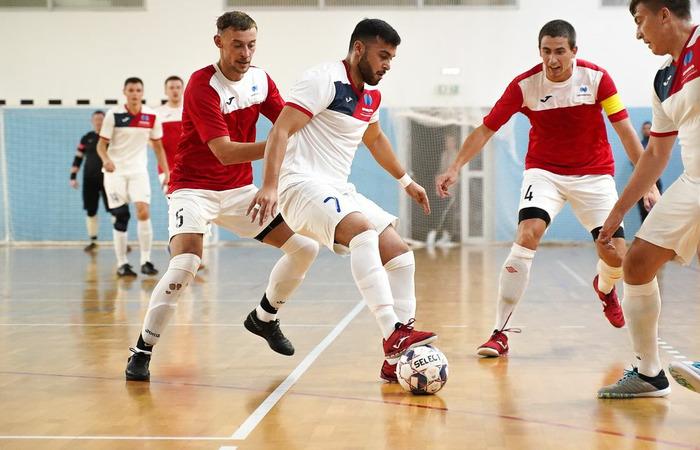 XVII турнир по мини-футболу среди команд «Норникеля» (финал)