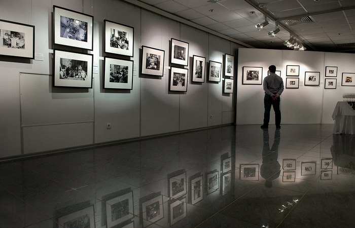 """Выставка """"Российское застолье"""" в Таймырском краеведческом музее"""