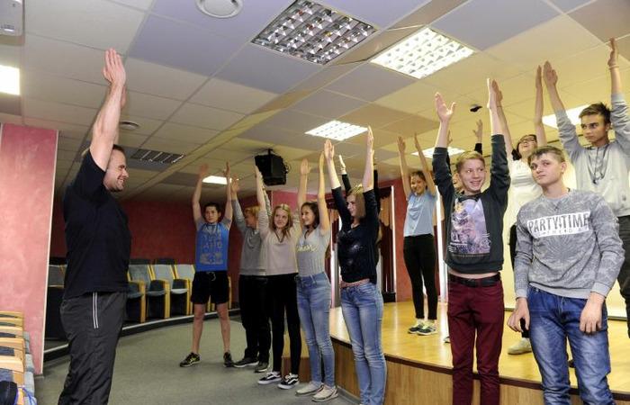 Серия тренингов по актерскому мастерству стартовала в Норильске