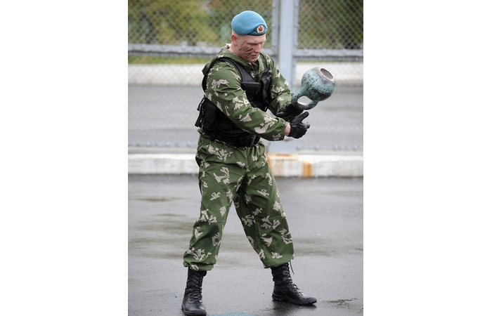Норильчане почтили память воинов-десантников