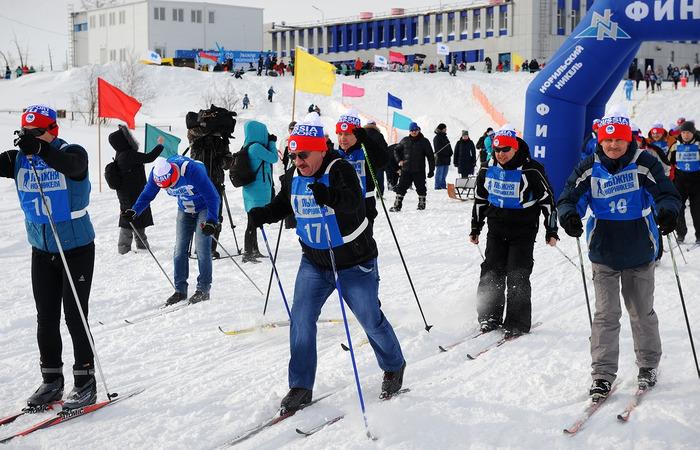 «Лыжня «Норникеля» - 2019