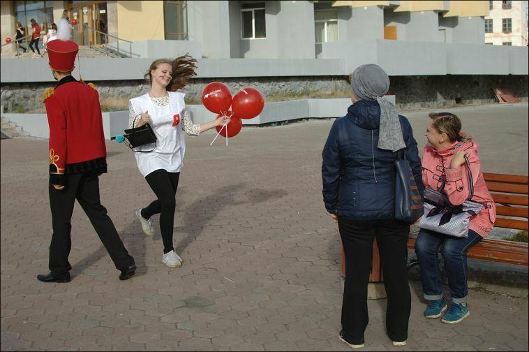 Выборы депутатов Норильского Горсовета