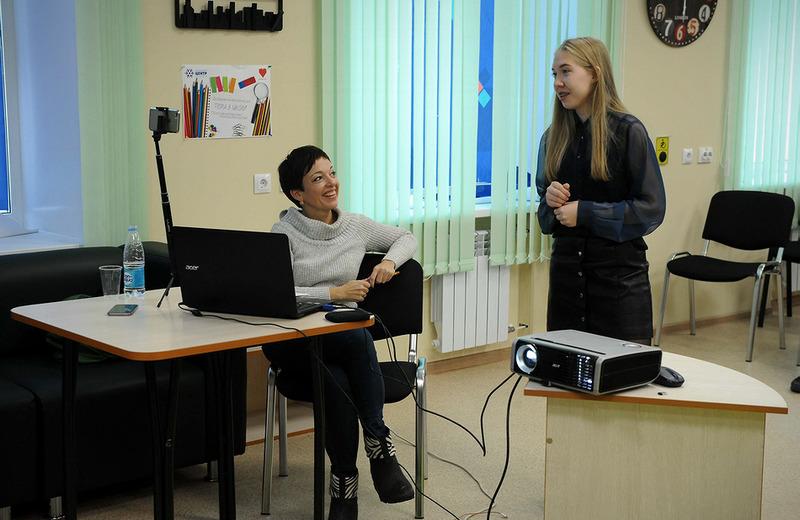 """""""Школа блогеров"""" в Норильске"""