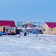 В поселке Сындасско продолжают восстанавливать электроснабжение