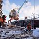 Новую эстакаду для перевалки леса построили в Дудинском морском порту