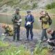 За неделю специалисты Большой норильской экспедиции преодолели Амбарную