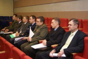 Сегодня состоялось первое заседание антитеррористической группы Норильска (ФОТО)