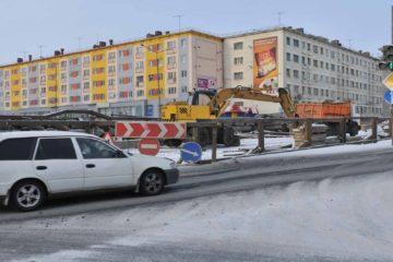 Режим работы светофоров на перекрестке улиц Талнахской и Московской в Норильске изменится