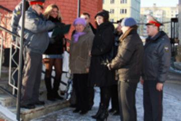 Более тысячи административных правонарушений выявили дудинские участковые с начала года