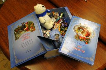"""Новогодние подарки для детей сотрудников """"Норникеля"""" выдадут до 20 декабря"""