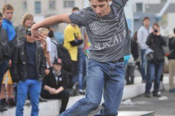 Соревнования по агрессивным роликам пройдут в Норильске