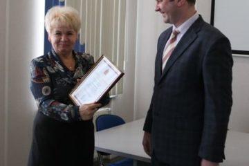 Лучших норильских специалистов в области торговли, общественного питания и бытового обслуживания наградили днем