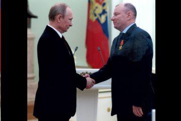 """Гендиректор """"Норникеля"""" Владимир Потанин награжден орденом Александра Невского"""