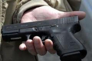 Норильчанин незаконно хранил найденный пистолет