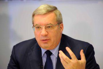 Виктор Толоконский подписал указ о создании штаба по оперативному реагированию на развитие ситуации на продовольственном рынке края