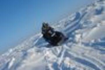 Спасатели более двух суток ищут в тундре двух норильских охотников
