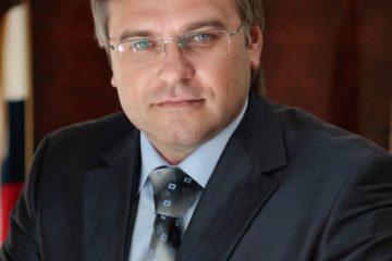 Поздравление с Новым годом главы Норильска Олега Курилова