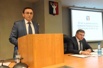 Отчет о работе администрации Норильска за прошлый год утвердили депутаты Горсовета