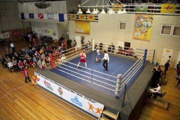 """Почти 150 спортсменов из Норильска и Дудинки выступили на IX турнире по боксу на призы компании """"Жар.Птица"""""""