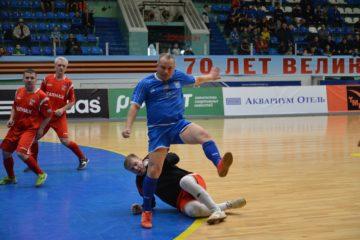 Сборная Талнаха лидировала по итогам очередного этапа турнира на Кубок северных городов