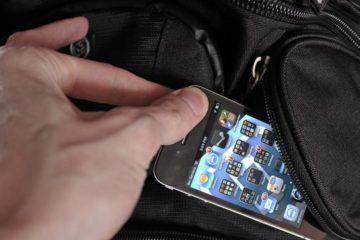Норильские полицейские задержали подозреваемую в краже мобильного телефона