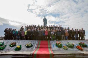 Торжества, посвященные 100-летию Диксона, стартовали в арктическом поселке