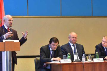 Валентин Луценко на экологическом форуме в Норильске: Нужно устанавливать мораторий на расширение административных барьеров