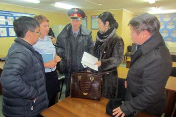 Первые пятничные рейды полиции и общественности Таймыра прошли в Дудинке