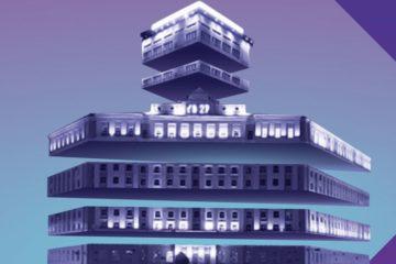 """Норильчанам предлагают пофантазировать над тем, как будет выглядеть здание управления ЗФ """"Норникеля"""" лет через 80"""