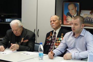 Норильские ветераны и полицейские обсудили проблему мошенничества