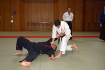 Норильчан приглашают в субботу на открытую тренировку по бразильскому джиу-джитсу