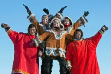 Мероприятия, посвященные Таймыру и Эвенкии, прошли в эти выходные в Красноярске