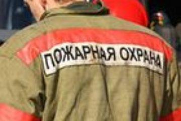 Пенсионер пострадал при пожаре в Норильске
