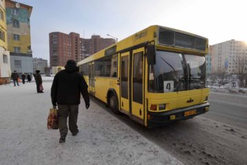 С 1 апреля стоимость проезда в муниципальных автобусах Норильска для пользователей транспортных карт подешевеет