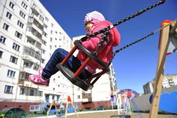 Дети составляют более 20% населения Красноярья