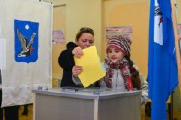 Жители Дудинки получат четыре бюллетеня на выборах 18 сентября, жители Хатанги – пять