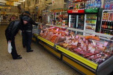 Тенденция к снижению оборота розничной торговли сохраняется в Красноярье